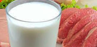 мясо с молоком