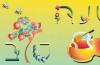 открытка поздравление на двух языках
