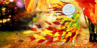 листок золотой